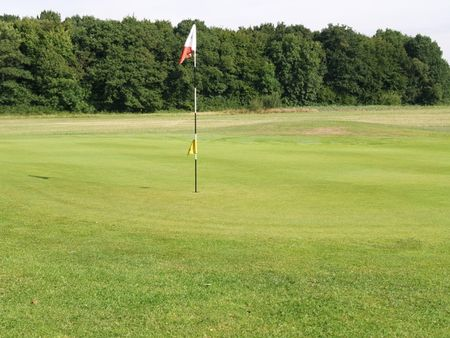 Homelands golf centre cover picture