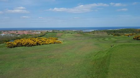 Overview of golf course named Seaham Golf Club