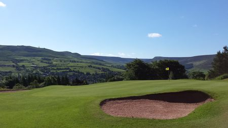 Saddleworth golf club cover picture
