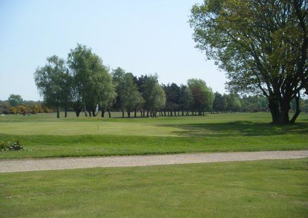 Overview of golf course named Rushmere Golf Club