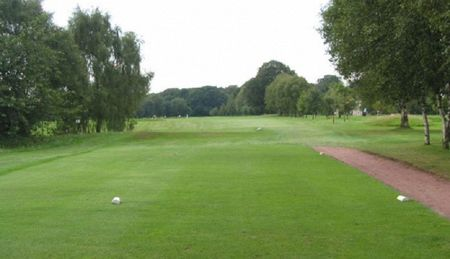 Overview of golf course named Haydock Park Golf Club