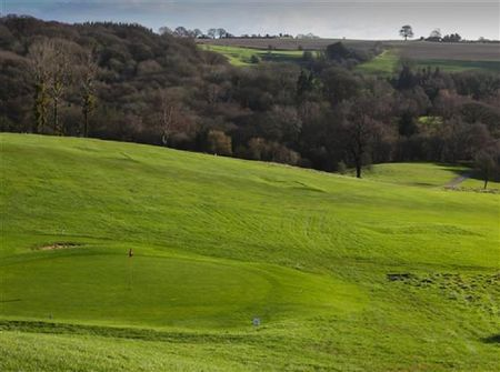 Herefordshire Golf Club Cover Picture