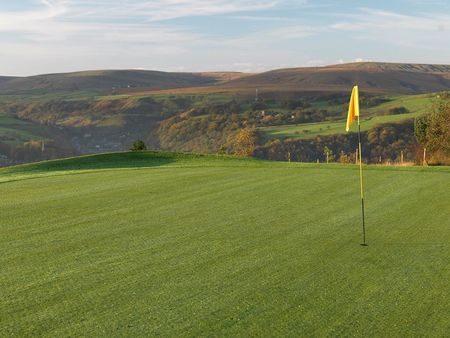 Overview of golf course named Todmorden Golf Club