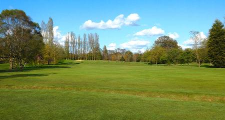 Shirley Golf Club Cover