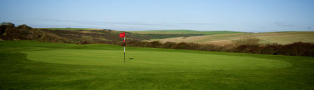 Overview of golf course named Seaford Golf Club