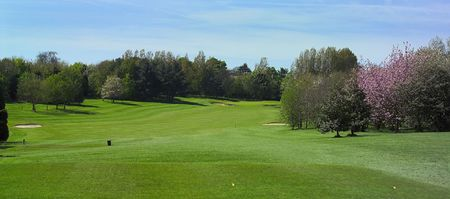 Overview of golf course named Hessle Golf Club