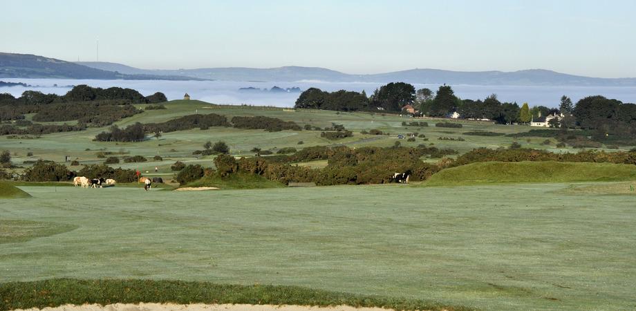 Overview of golf course named Tavistock Golf Club
