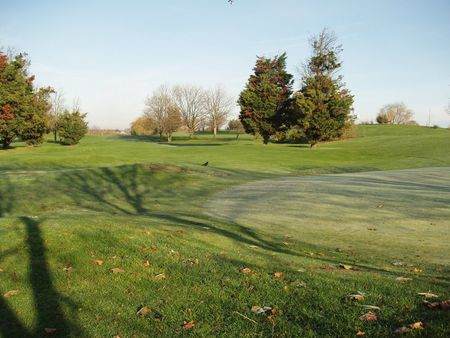 Overview of golf course named Heathpark Golf Club