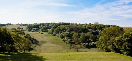 Overview of golf course named Pyecombe Golf Club
