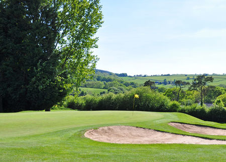 Overview of golf course named Taunton and Pickeridge Golf Club