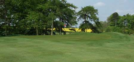 Overview of golf course named Headlam Hall Golf Club