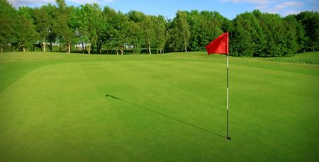 Overview of golf course named Romanby Golf Club