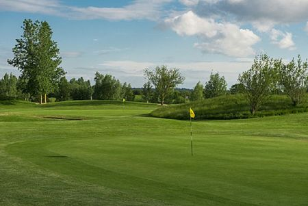 Overview of golf course named Hazelwood at Sunbury Golf Club