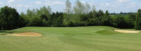 Overview of golf course named Highworth Golf Club