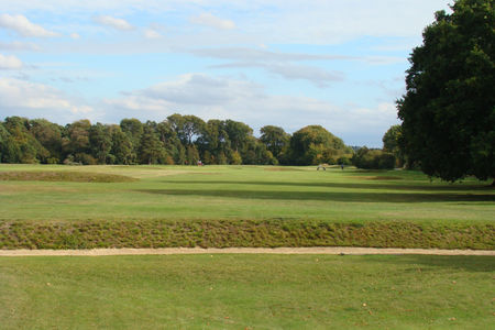 Overview of golf course named Royal Worlington and Newmarket Golf Club