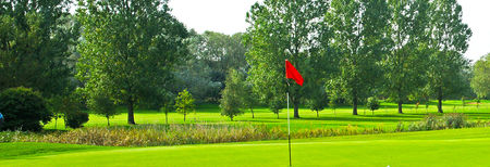 Overview of golf course named Billingham Golf Club