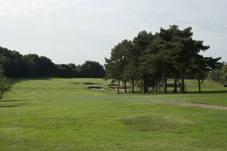 Overview of golf course named Harborne Golf Club
