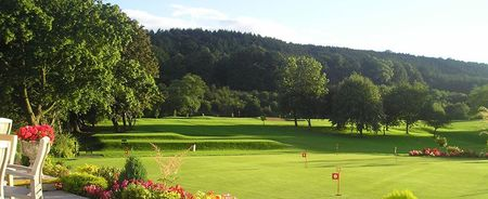 Shipley golf club cover picture