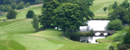 Overview of golf course named Ben Rhydding Golf Club