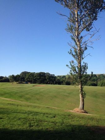 Overview of golf course named Bellingham Golf Club