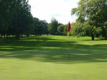 Overview of golf course named Heworth Golf Club (Yorkshire)