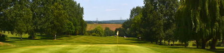 Overview of golf course named Theydon Bois Golf Club