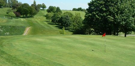 Overview of golf course named Shirehampton Park Golf Club