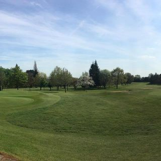 Beeston fields golf club cover picture