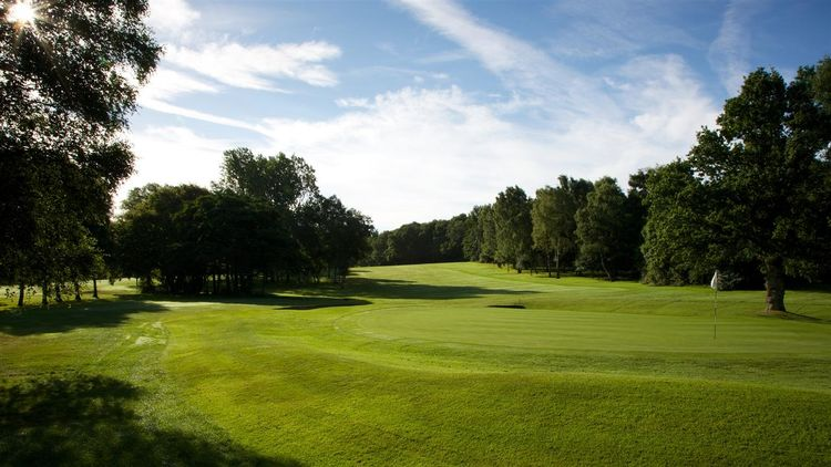Scarcroft golf club cover picture