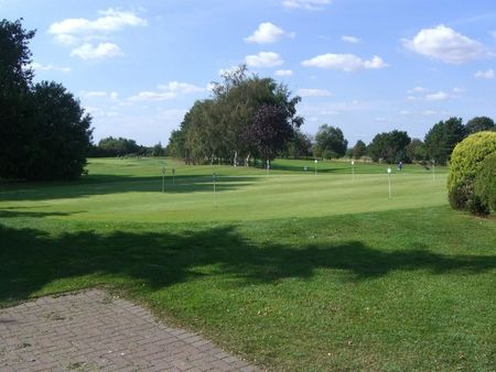 Selby Golf Club Cover Picture