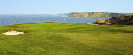 Scarborough south cliff golf club cover picture