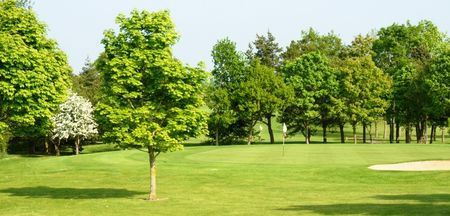 The Wychwood Golf Club Cover Picture