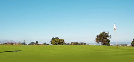 Thorpe Park Golf Club Cover