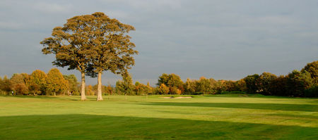 Overview of golf course named Ringway Golf Club