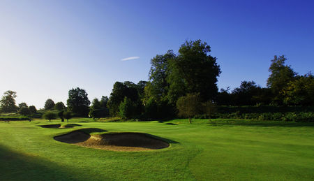 Overview of golf course named Sevenoaks Town Golf Club