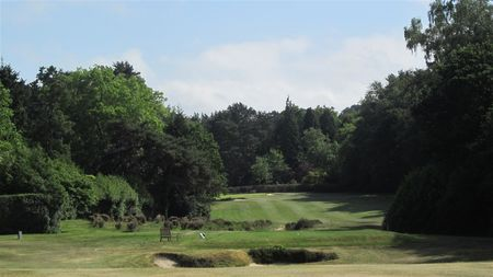 Overview of golf course named Sunningdale Heath Golf Club