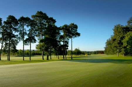 Sutton Green Golf Club Cover Picture