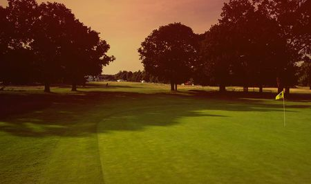 Hampton court palace golf club cover picture