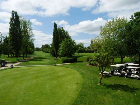 Tattenhoe golf club cover picture