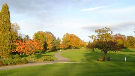 Hale golf club cover picture