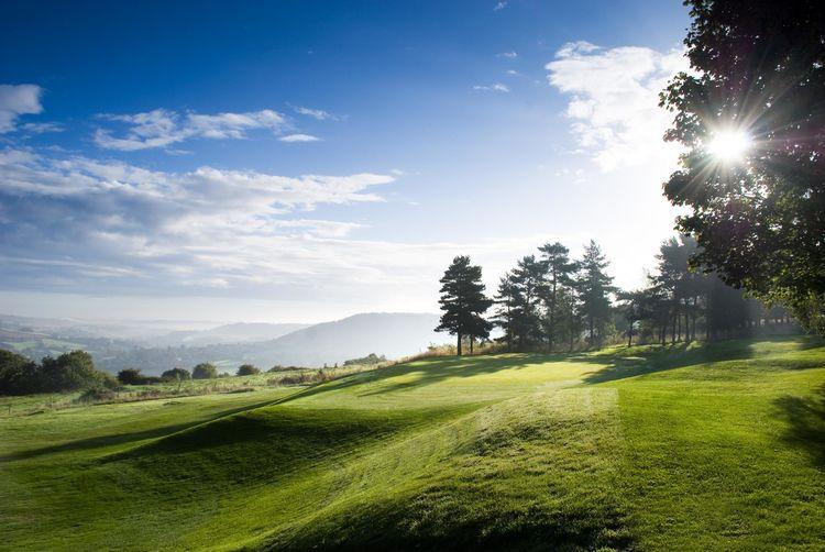 Bath golf club cover picture