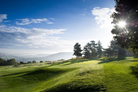 Bath Golf Club Cover Picture