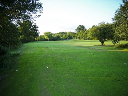 Overview of golf course named Harefield Place Golf Club