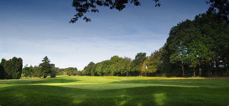 Shooters Hill Golf Club Cover