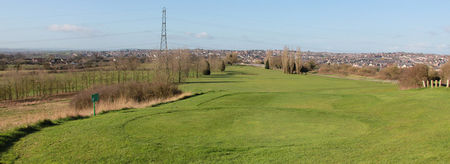 Overview of golf course named Shortwood Lodge Golf Club
