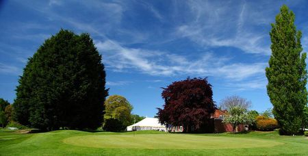 Shrewsbury golf club cover picture