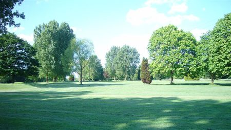 Overview of golf course named Shrivenham Park Golf Club