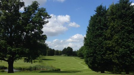 Overview of golf course named Sidcup Golf Club