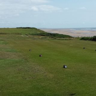Silecroft golf club cover picture