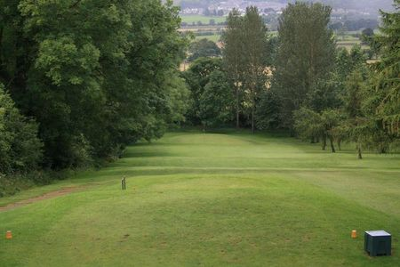 Overview of golf course named Silsden Golf Club